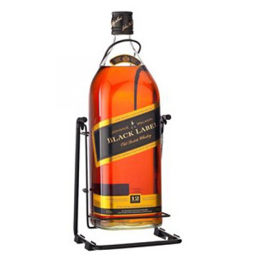 Johnnie Walker Black Label 3Ltrs
