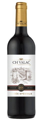 Ch Valac Rouge Red 750Ml