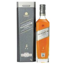 JOHNNIE WALKER PLATINUM 1 lt