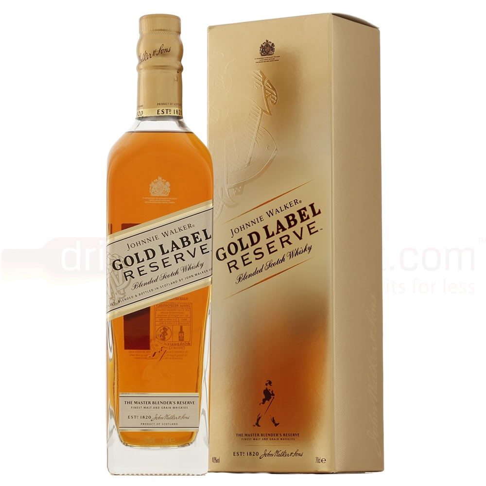 Johnnie Walker Gold Reserve 15Yrs 1Ltr