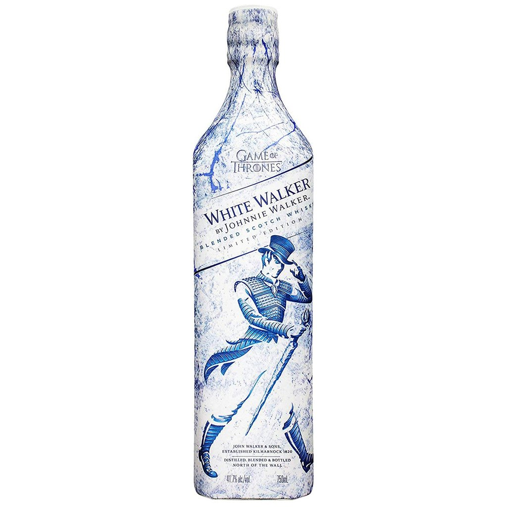 Johnnie Walker White (Got Edition)750Ml