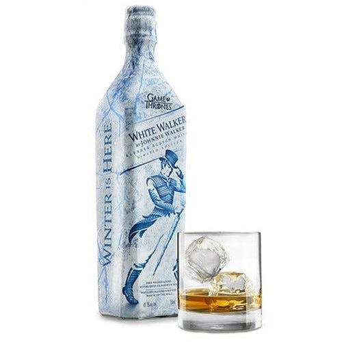 Johnnie Walker White (Got Edition) 1Ltr
