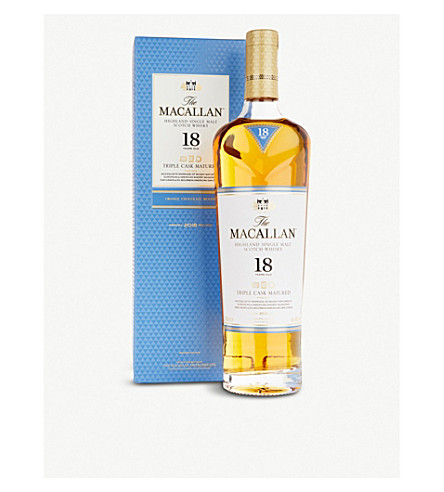 Macallan Triple Cask 18Yrs 700Ml