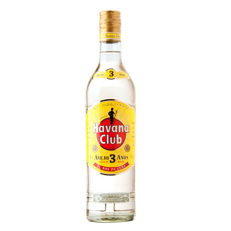 Havana Club 3Yrs 70Cl