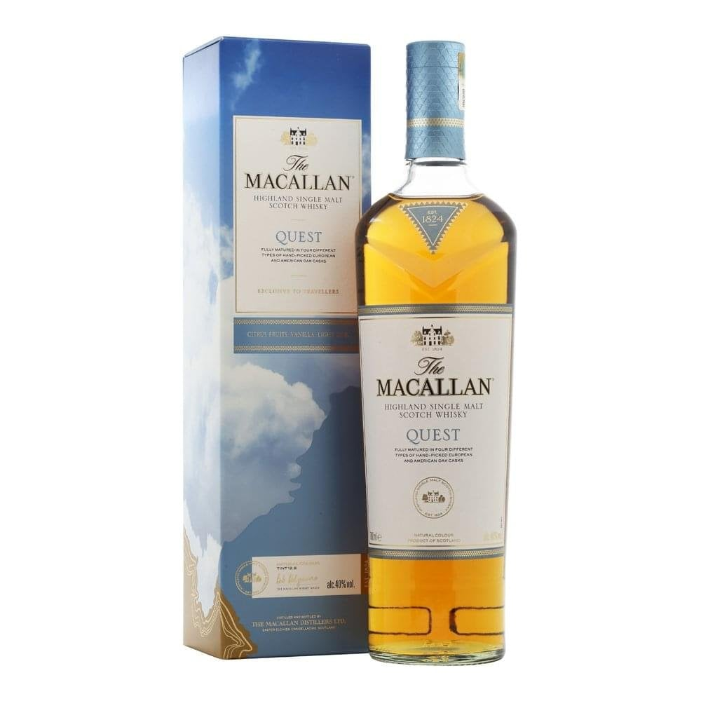 Macallan Quest 1Ltr