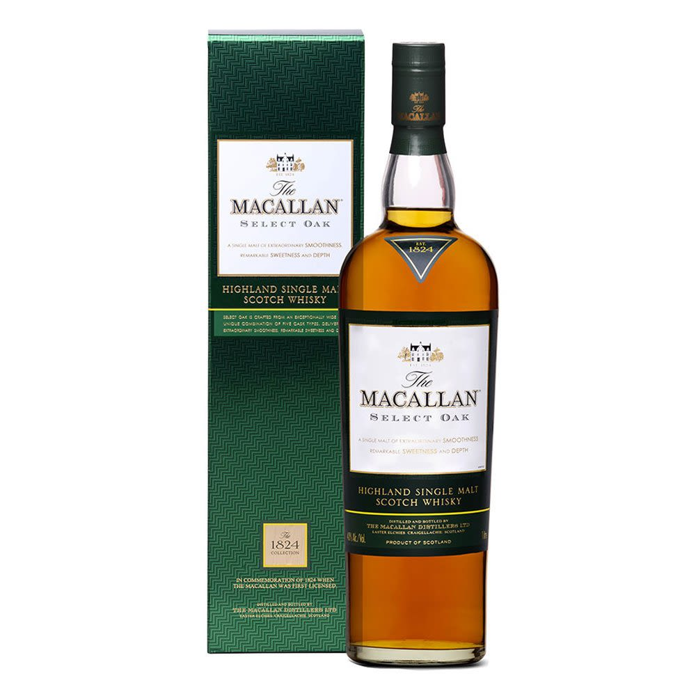 Macallan Select Oak 1864 1Ltr