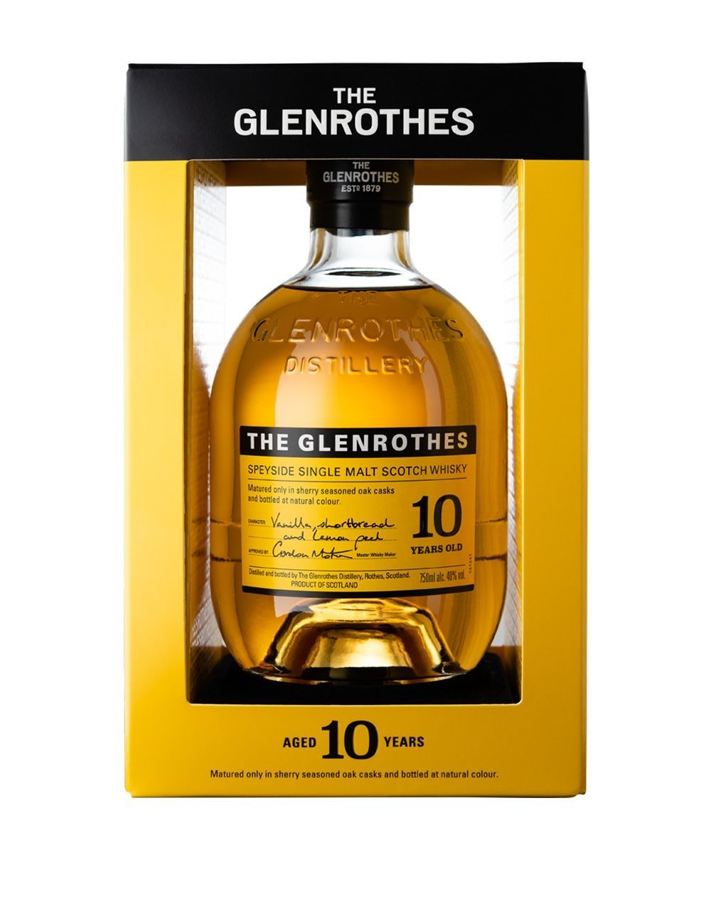 The Glenrothes 10Yrs 750Ml