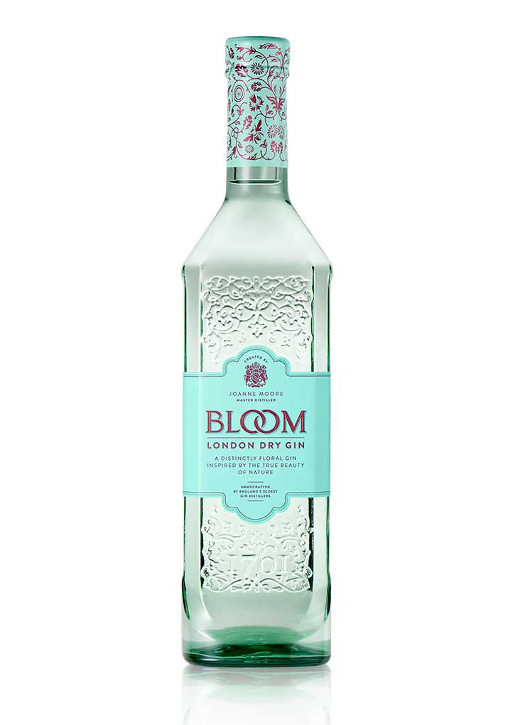 Bloom London Dry Gin 1Ltr