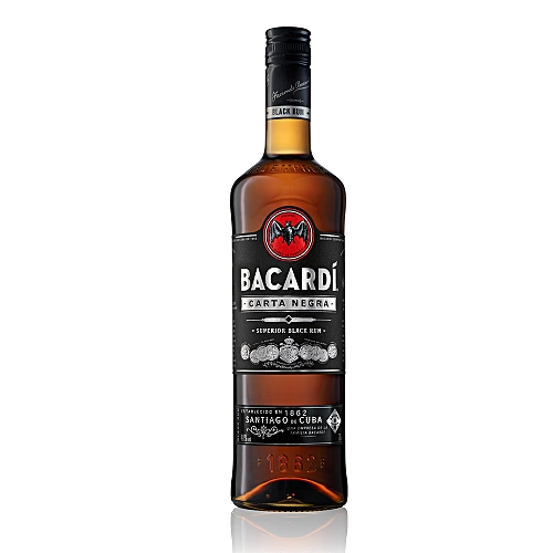 Bacardi Carta Nerga Black 750ML