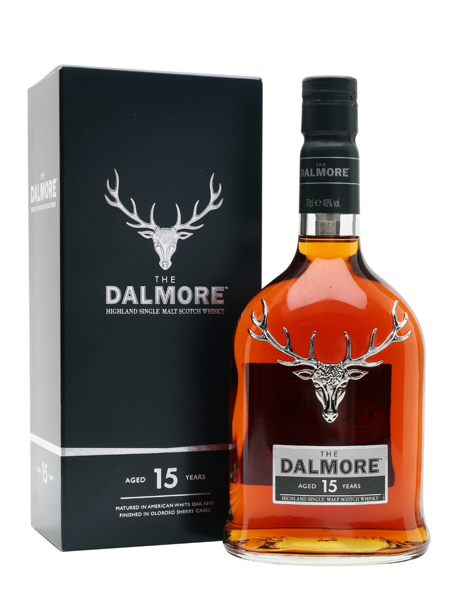 Dalmore 15Yrs 1Ltr