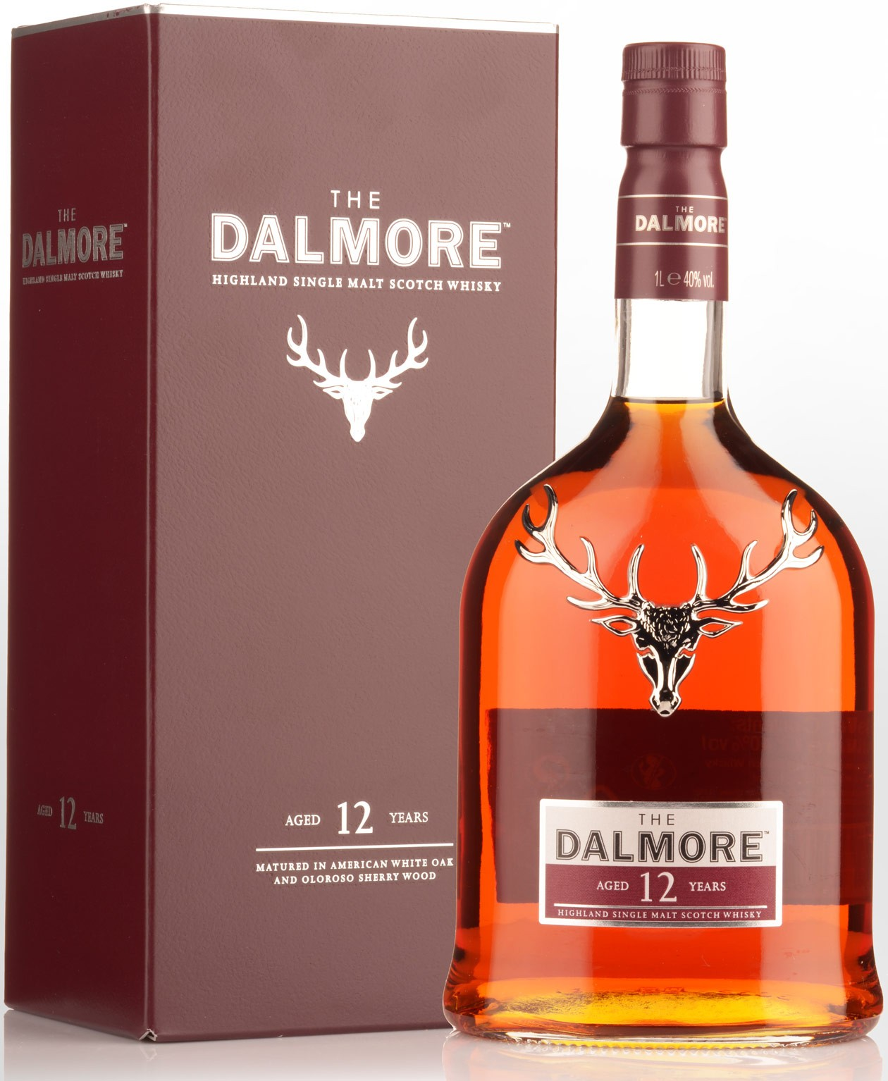 Dalmore 12Yrs 70Cl