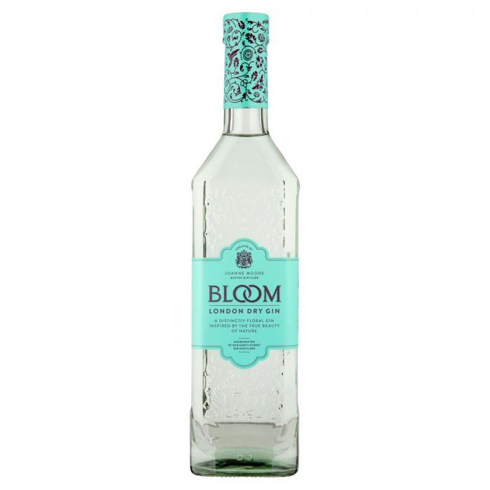 Bloom London Dry Floral Gin 70cl