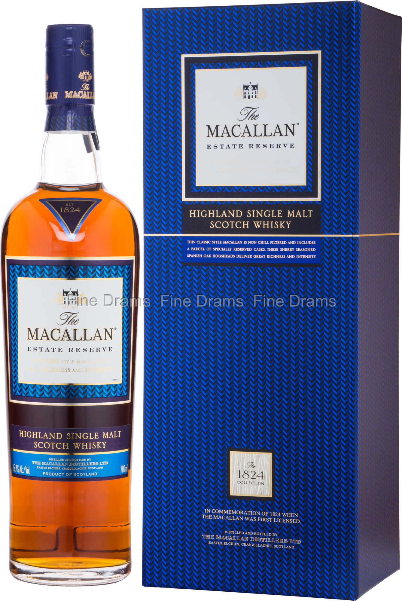 Macallan Estate Reserve 700Ml